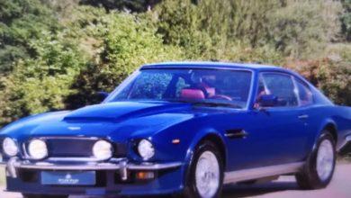 Photo of Rade Aston Martin sa BBS felnama koji su postavljeni na prodaju