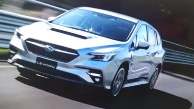 Photo of 2021 Subaru Levorg otkrio, australijski debi potvrđen