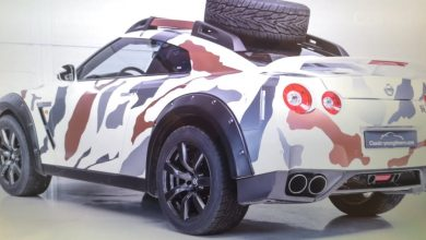 Photo of Kupite sada: Nissan GT-R, spreman za reli, za uzimanje