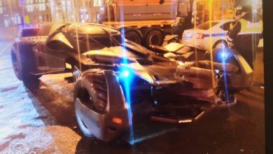 """Photo of Prilagođeni """"Batmobile"""" zaplijenila je ruska policija zbog sigurnosnih razloga"""