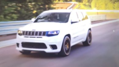 Photo of Cena i specifikacije Jeep Grand Cherokee Trackhavk za 2020. godinu: Mišićni SUV se vraća