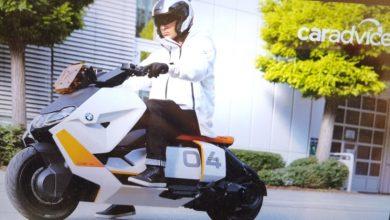 Photo of BMV Motorrad lansira radikalni električni skuter Concept Definition CE 04