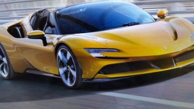 Photo of 2021. Ferrari SF90 Spider otkriven