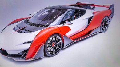 Photo of Hipercar McLaren Sabre špijunirao na testiranju – AŽURIRANJE: Zvanično otkriveno