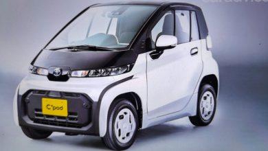 Photo of Toiota lansirala električno vozilo C + pod u Japanu