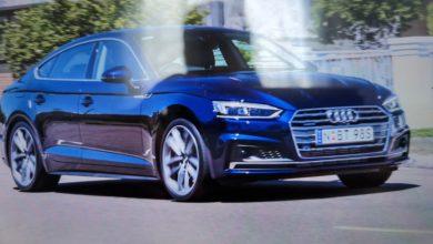 Photo of Pregled Audi A5 Sportback 2020. godine: 45 TFSI kuattro