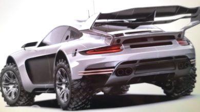 Photo of Porsche tjuneri Gemballa i RUF otkrivaju terenske 911 koncepte
