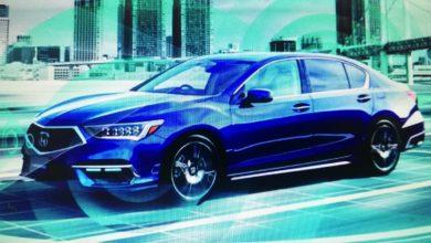 Photo of Honda Legend sedan sa nivoom autonomije 3 dostupan u zakupu u Japanu