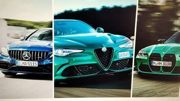 Photo of Alfa Giulia Kuadrifoglio preteče BMV M3 i Mercedes C 63 S!