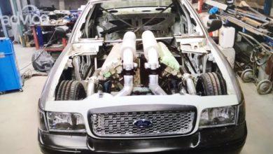 Photo of Ford Crovn Victoria dobija zamenu motora od 27 litara V12 sa rezervoarom
