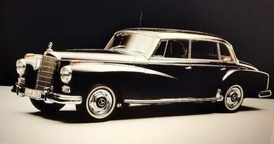 Photo of 70 godina Mercedesa 220 (V 187) i 300 (V 186/189)