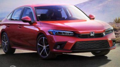 Photo of Honda Civic limuzina 2022. godine otkrivena je na prvoj zvaničnoj slici, a Civic će se predstaviti narednih meseci