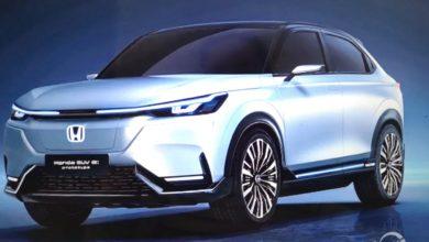 Photo of Honda SUV E: prototip otkriven kao električni naslednik HR-V