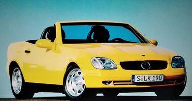 Photo of 25 godina Mercedesa SLK (R 170): Klasika budućnosti?