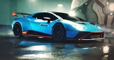 Photo of Lamborghini Huracan STO sleteo u Raketnu ligu