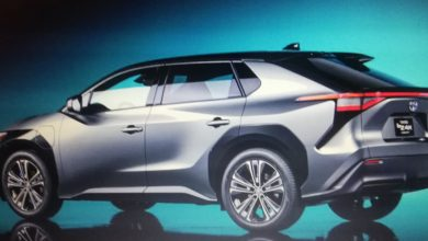 Photo of Toyota bZ4X Concept Previews First of Seven New bZ EVs