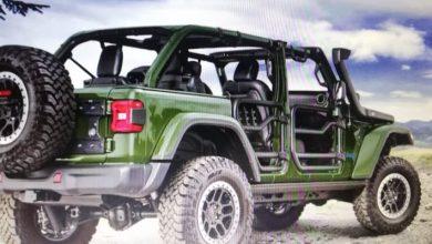 Photo of 2021 Jeep Vrangler 4ke Plug-In Hibrid dobija komplet za podizanje