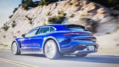 Photo of 2021. Porsche Taican 4 Cross Turismo puni se unapred