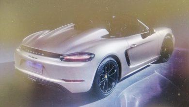 Photo of Porsche je napravio 2,0-litarski špijun 718 za Kinu i vrlo je ružičast