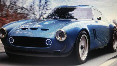 "Photo of Retro V12 sportski automobil kompanije GTO Engineering zove se ""Skualo"""