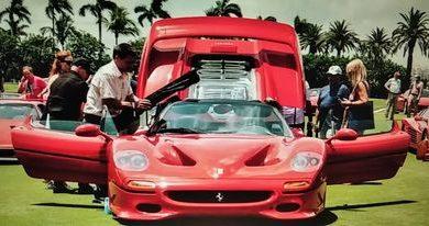 Photo of Novi i istorijski Ferrari u središtu 30. Cavallino Classic