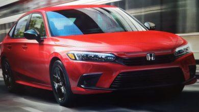 Photo of Honda Civic limuzina iz 2022. godine zvanično je otkrivena i neće doći u Australiju