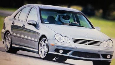 Photo of Mercedes-Benz C55 AMG