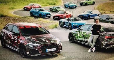 Photo of Audi RS 3 (2021) – Pogledajte prve slike