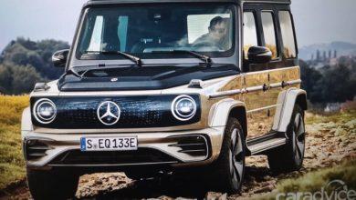 Photo of Mercedes-Benz EKG: Zamišljeni nadolazeći električni terenac