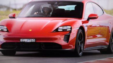 Photo of 2021. Porsche Taican Turbo S postavlja rekord u proizvodnji električnog vozila u The Bendu