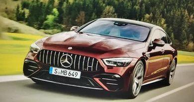 Photo of Mercedes-AMG GT Kupe sa 4 vrata dobija preobrazbu