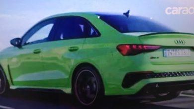 Photo of Procurila je 2022 Audi RS3 limuzina, specifikacije su otkrivene uoči debija