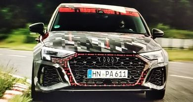 Photo of Audi RS 3 (2021) – 400 ks i drift režim!