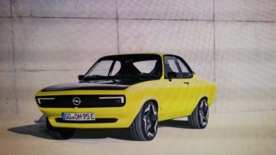 Photo of Električni Opel Manta GSe je jednokratni obnavljanje kultnog favorita