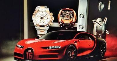Photo of Automobili i satovi, to su oni koje trebate držati u svom sefu