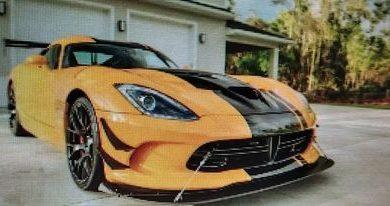 Photo of Na prodaju je jedan od najnovijih Dodge Viper ACR