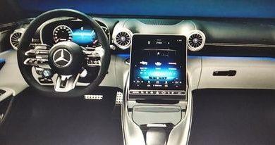 Photo of Mercedes-AMG otkriva unutrašnjost svog budućeg SL-a