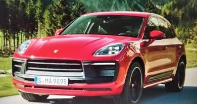 Photo of Restilizovan Porsche Macan – Novi izgled i veća snaga