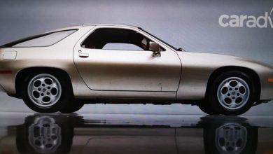 "Photo of Porsche 928 iz ""Riski Business"" na aukciji"