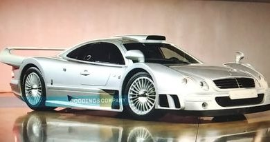 Photo of Na prodaju vrlo redak (i skup!) Mercedes CLK GTR