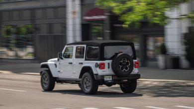 Photo of 2021 Jeep Vrangler 4ke komplikuje jednostavnu mašin