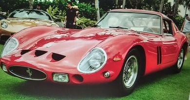 Photo of Ferrari 250 GTO – Kasaciono osuđen radi nadoknade