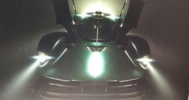 Photo of Aston Martin Valkirie Roadster – Biće na Pebble Beachu
