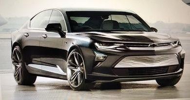 Photo of Camaro Sedan i Electric mogli bi izgledati ovako