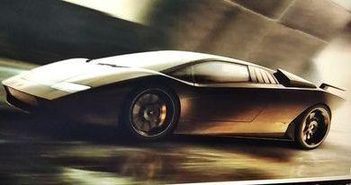Photo of Lamborghini Countach 50, savremeni Countach san