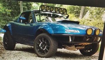 Photo of Ova Miata pretvorena u reli automobil učiniće da sanjate