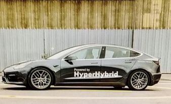 Photo of Ovaj Tesla Model 3 je hibridni i troši samo 2 l / 100 km