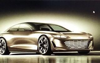 Photo of Audi Grandsphere Concept – Impresivna GT električna limuzina