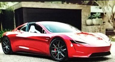 Photo of Musk najavljuje dolazak novog Tesla Roadstera za 2023. godinu