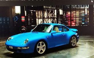 Photo of Garage Italia vodi računa o Porscheu 911 Turbo Tipe 993